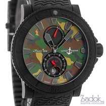 Ulysse Nardin Black Sea Chronometer Camouflage Dial Men's...