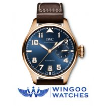 IWC - Big Pilot pink gold 18K blue dial Le Petit Prince Ref....