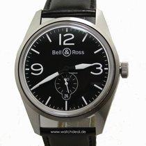 Bell & Ross BR 123 Original NEU mit Box+Papieren