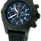 Breitling Super Avenger, Black Dial, Limited Edition to 3000...