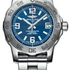 Breitling Colt Aeromarine Ladies 33mm Quartz in Steel - on...