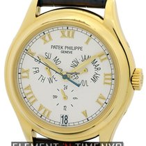 Patek Philippe Complications Annual Calendar 18k Yellow Gold ...