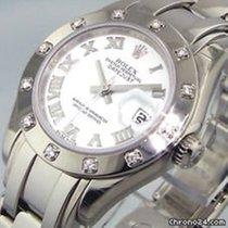 Rolex Masterpiece 29MM 18K Solid Gold Diamonds