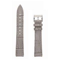 Hamilton Valiant Lederband grau 16mm H600.394.101