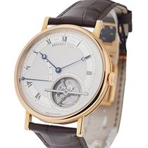 Breguet Classic Extra Thin Tourbillon in Rose Gold