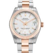 Rolex [NEW] DATEJUST LADY 31mm Silver 178271 (Retail:HK$72,700)