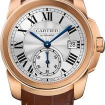 Cartier Calibre 38 mm Silver Dial WGCA0003 T