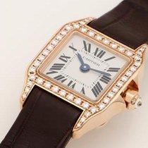 Cartier -  Mini Santos Demoiselle, Ref. WF902004