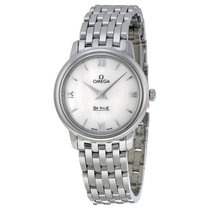 Omega De Ville Prestige Mother of Pearl 424.10.27.60.05.001