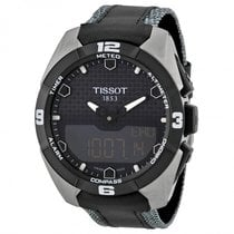Tissot Men`s T0914204605101 T-Touch Expert Analog Display Sw
