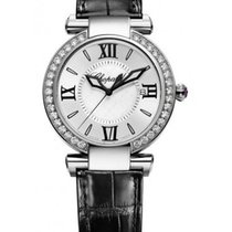 Chopard Imperiale Quartz in Steel with Diamond Bezel