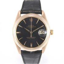 Rolex Date Vintage 1507 rose gold