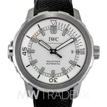 IWC Aquatimer Automatic White Dial Black Rubber(NEW)