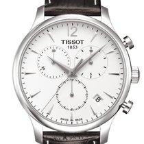 Tissot Tradition Chronograph Quarz Neu new