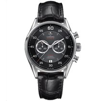 TAG Heuer Carrera Chronograph Calibre 36 Flyback 43mm arabisch...