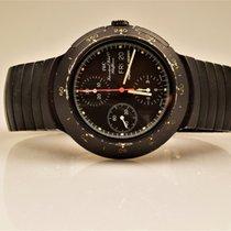 IWC Porsche Design Chronograph 3701 Black - Automatik
