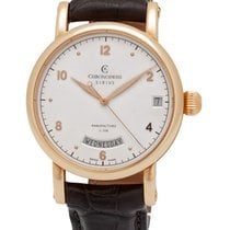 Chronoswiss Sirius Day Date Automatic Men's Watch – CH1921R