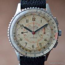 Breitling CHRONOMAT 769 217012 1940's STAINLESS STEEL...