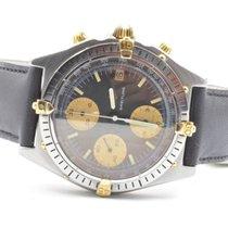 Breitling Chronomat Herren Uhr Automatik 39mm Stahl/gold...