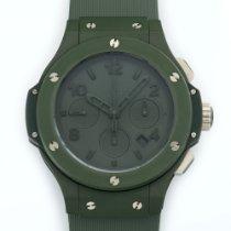 Hublot Big Bang Green PVD Steel Chronograph Watch Ref....