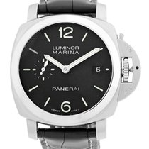 "Panerai Gent's Stainless Steel 42mm  ""Luminor Marina&#..."