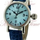 Chronoswiss Timemaster Automatic, Ice Blue Dial - Stainless...