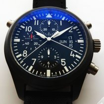 IWC Pilot's Double Chrono Ceramic Limited 1000 pcs - IW378601