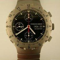 Porsche Design Chronograph- Titanium