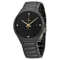 Rado Men's R27056712 True Black Dial Black Ceramic Watch