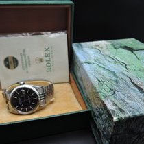 Rolex DATEJUST 1603 Stainless Steel Original Grey Dial with Paper