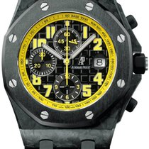 Audemars Piguet Royal Oak Offshore Bumble Bee Forged Carbon...