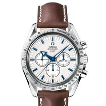 Omega SPEEDMASTER BROAD ARROW CO-AXIAL CHRONOGRAPH 42 MM Steel on