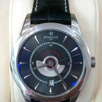 Perrelet Double Rotor Classic Automatic Stainless Steel