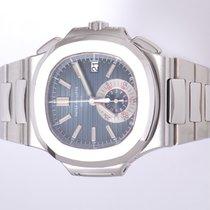 Patek Philippe Nautilus Chronograph Blue