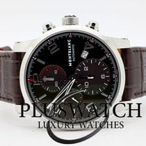 Montblanc TimeWalker Chronograph Automatic Brown Dial 106503 G