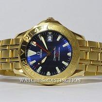 Omega SEAMASTER GMT REF 2134.8000