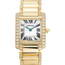Cartier Watch Tank Francaise WE1001RG