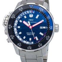 IWC Aquatimer Deep Two Automatic Men's Watch IW354703