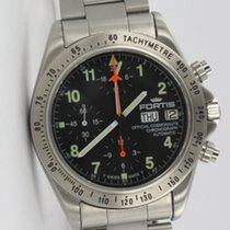 Fortis Cosmonaut Chronograph Full Set 602.10.11 SET