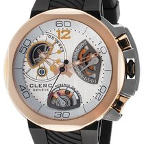 Clerc Odyssey ODY 311 18k Red Gold and Titan Automatic Power...