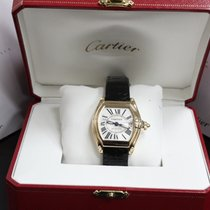 Cartier Roadster 2524 18K Yellow Gold Box & Papers Retail...