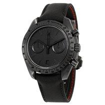 Omega Speedmaster Moonwatch Dark Side of the Moon Mens Watch...