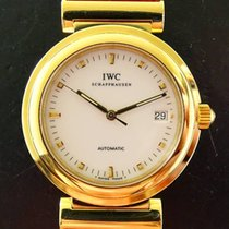IWC Da Vinci SL 37mm Gold 18K 750 Automatic Luxury  Watch