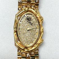 Carrera Y Carrera Adam & Eve 18k Yellow Gold Ladies Watch...