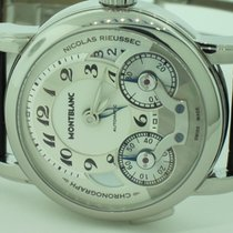 Montblanc Nicolas Rieussec Chronograph Stainless Steel Automatic