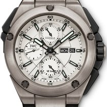IWC Ingenieur Double Chronograph  incl 19% MWST