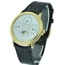 Audemars Piguet Perpetual Calendar Watch Automatic in Yellow Gold