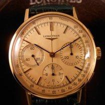 Longines Chronograph Tri-Compax