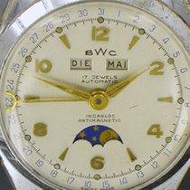BWC-Swiss perpetual calendar moonphase Bidynator Datora...