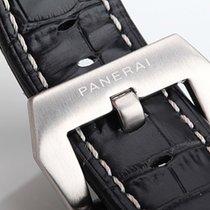 Panerai Lederarmband Strap 24mm Black original